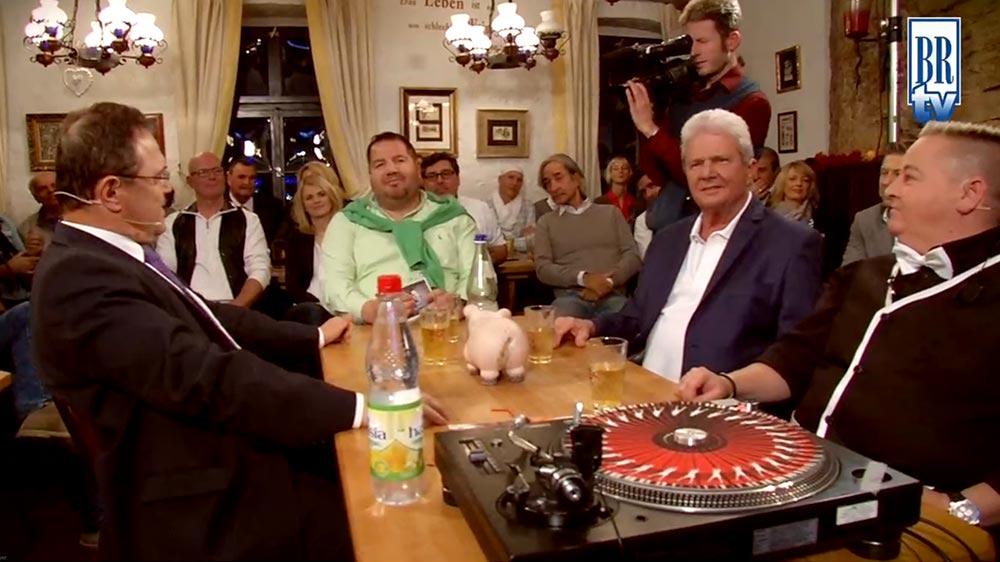 Folge 12 mit Dietmar Hopp, Hans-Peter Friedrich und Woody Feldmann