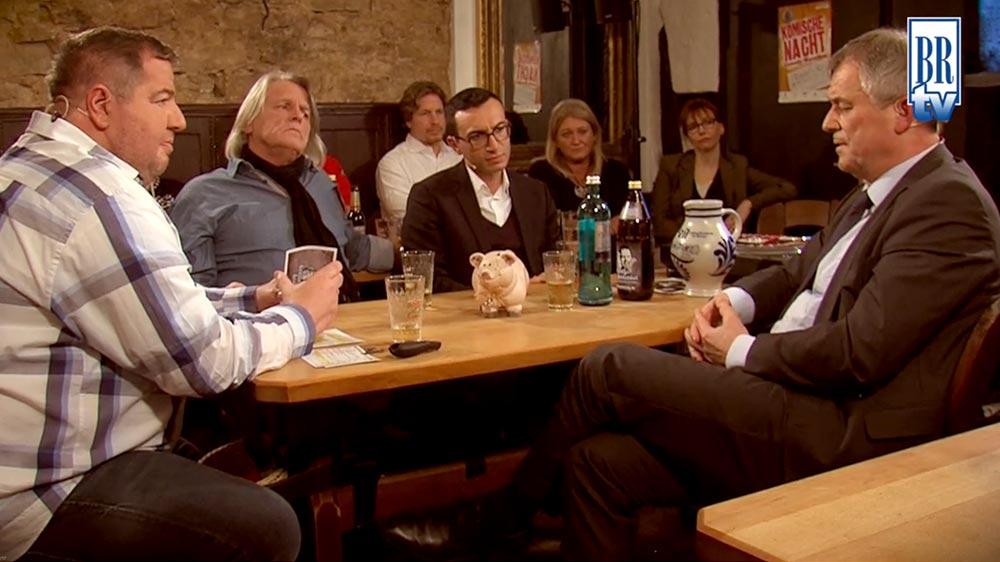 Folge 15 mit Mike Josef,Gerhard Bereswill und Roland Hotz