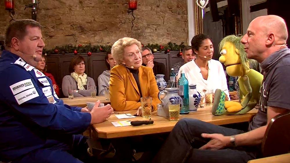Folge 4 mit Petra Roth, Steffi Jones und Benjamin Tomkins