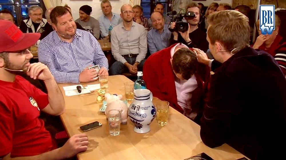 Folge 8 mit Markus Götz, Mirko Reeh & Khalid Bounouar