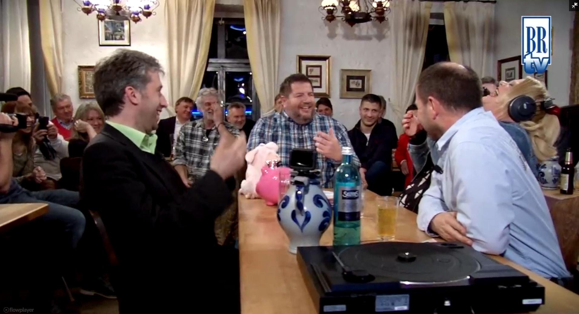 Bembel gebabbel die talkshow mit gastgeber bernd - Schoner wohnen mit tine wittler ...