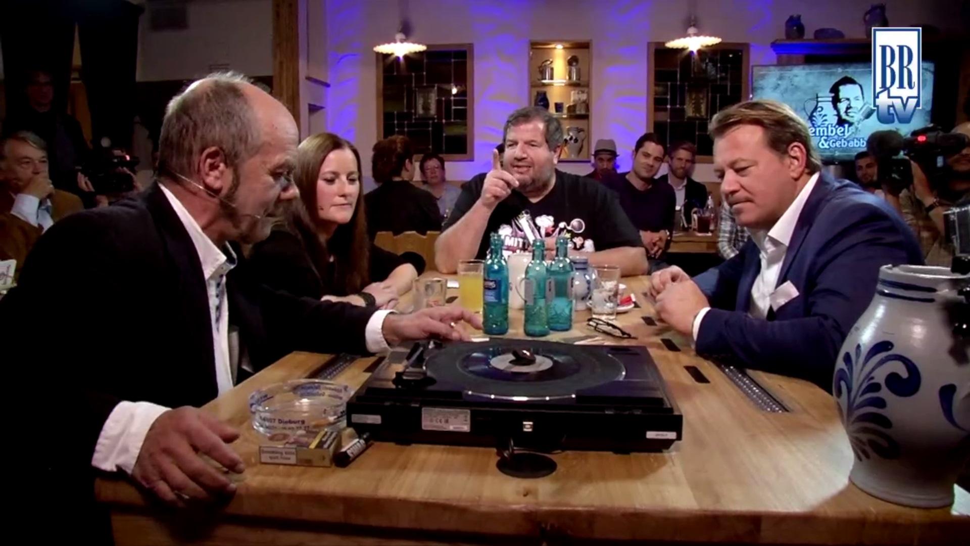 Bembel & Gebabbel – Folge 28 mit Corny Littmann, Janine Wissler & Jörg Müllerb
