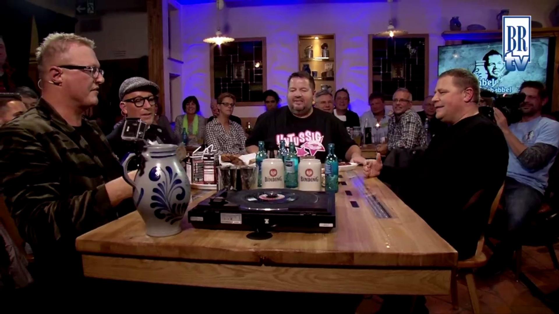Bembel & Gebabbel – Folge 29 mit Max Eberl, Thomas Rath & Lars Obendorferb