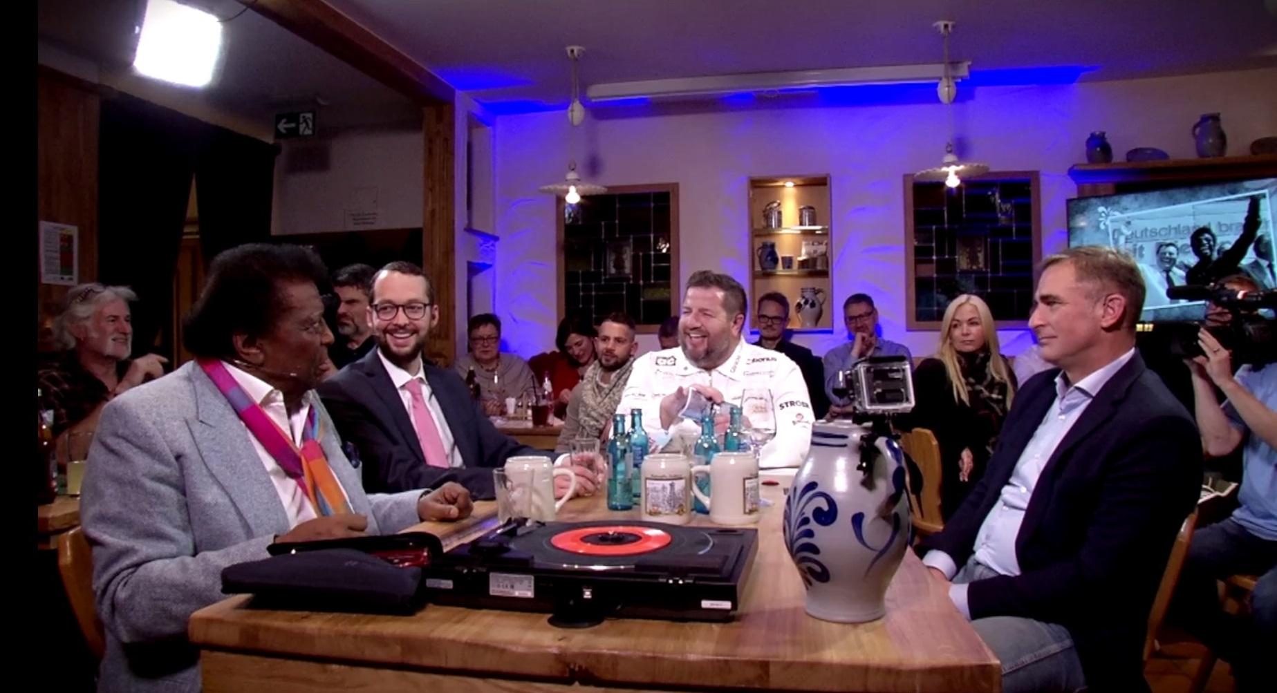 Bembel & Gebabbel – Folge 30 mit Roberto Blanco, Jan Schneider & Stefan Kuntzb