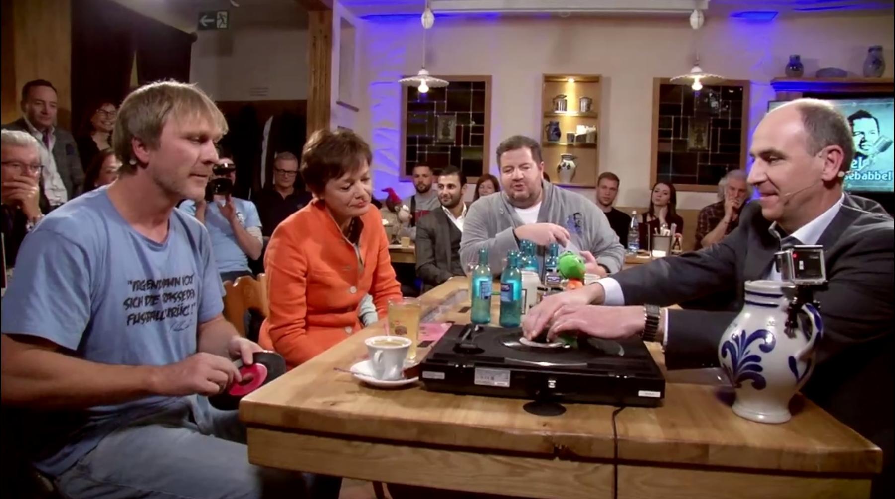 Bembel & Gebabbel – Folge 32 mit Lucia Puttrich, Ansgar Brinkmann & Detlef Lammb