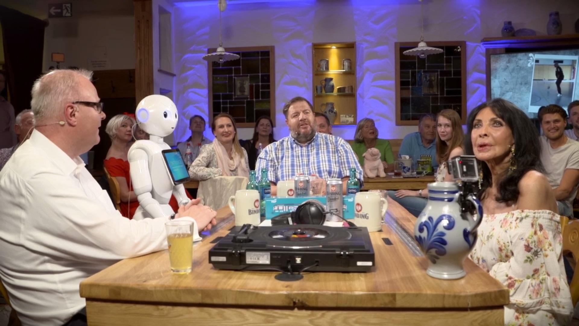 Bembel & Gebabbel – Folge 34 mit Dr. Thomas Schäfer, Dunja Rajter & Pepperb