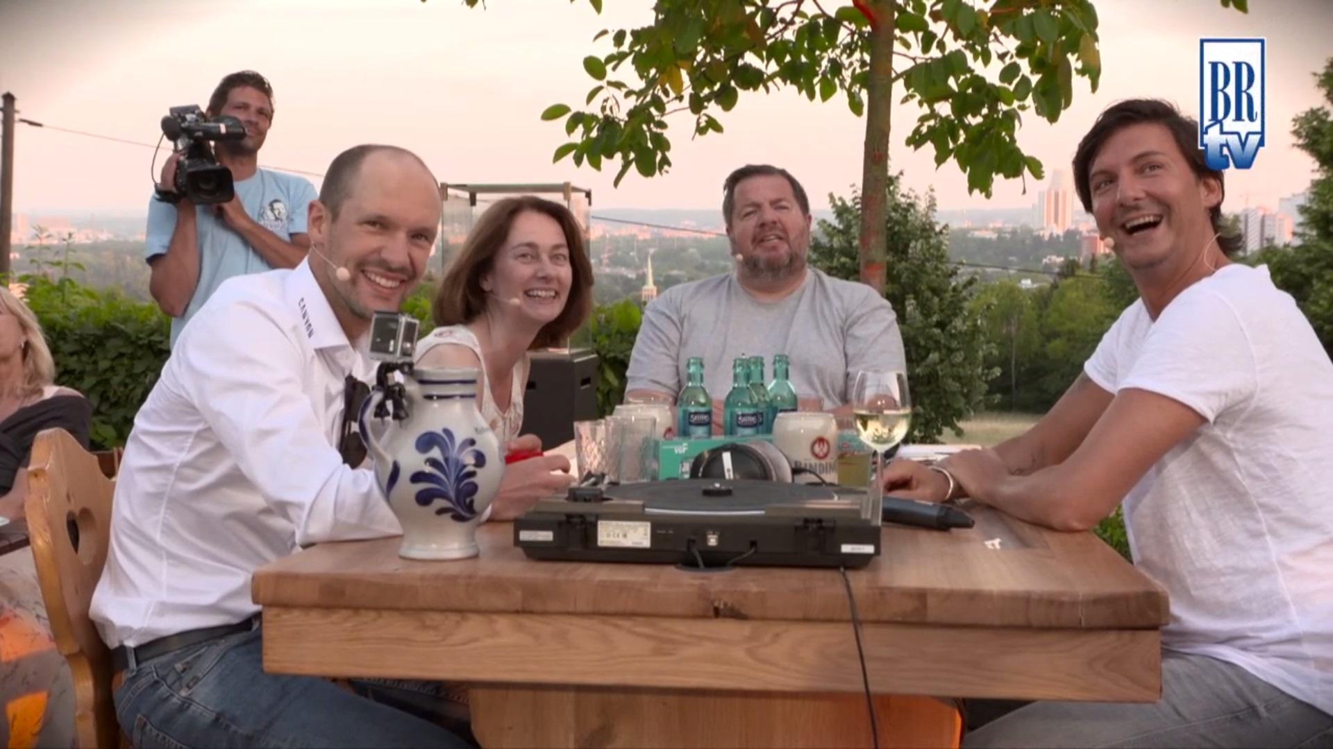 Bembel & Gebabbel – Folge 35 mit Dr. Katarina Barley, Silvio D´Anza, Patrick Lange & Firedancerb