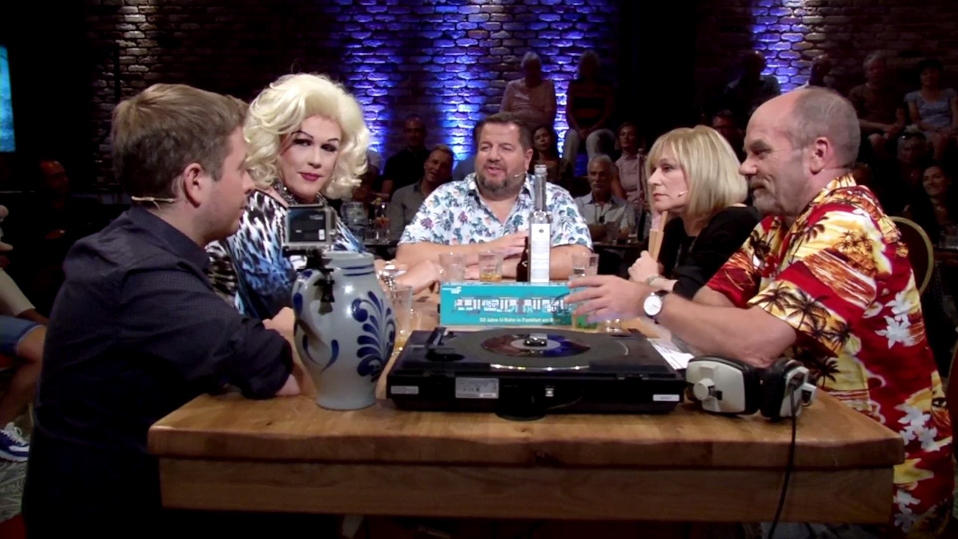 Bembel & Gebabbel – Folge 36 mit Mary Roos, Kevin Kühnert, Elke Winter & Udo Lindenbergb
