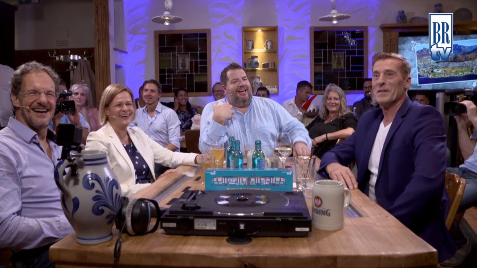 Bembel & Gebabbel – Folge 37 mit Uli Stein, Nancy Faeser & Chin Meyerb