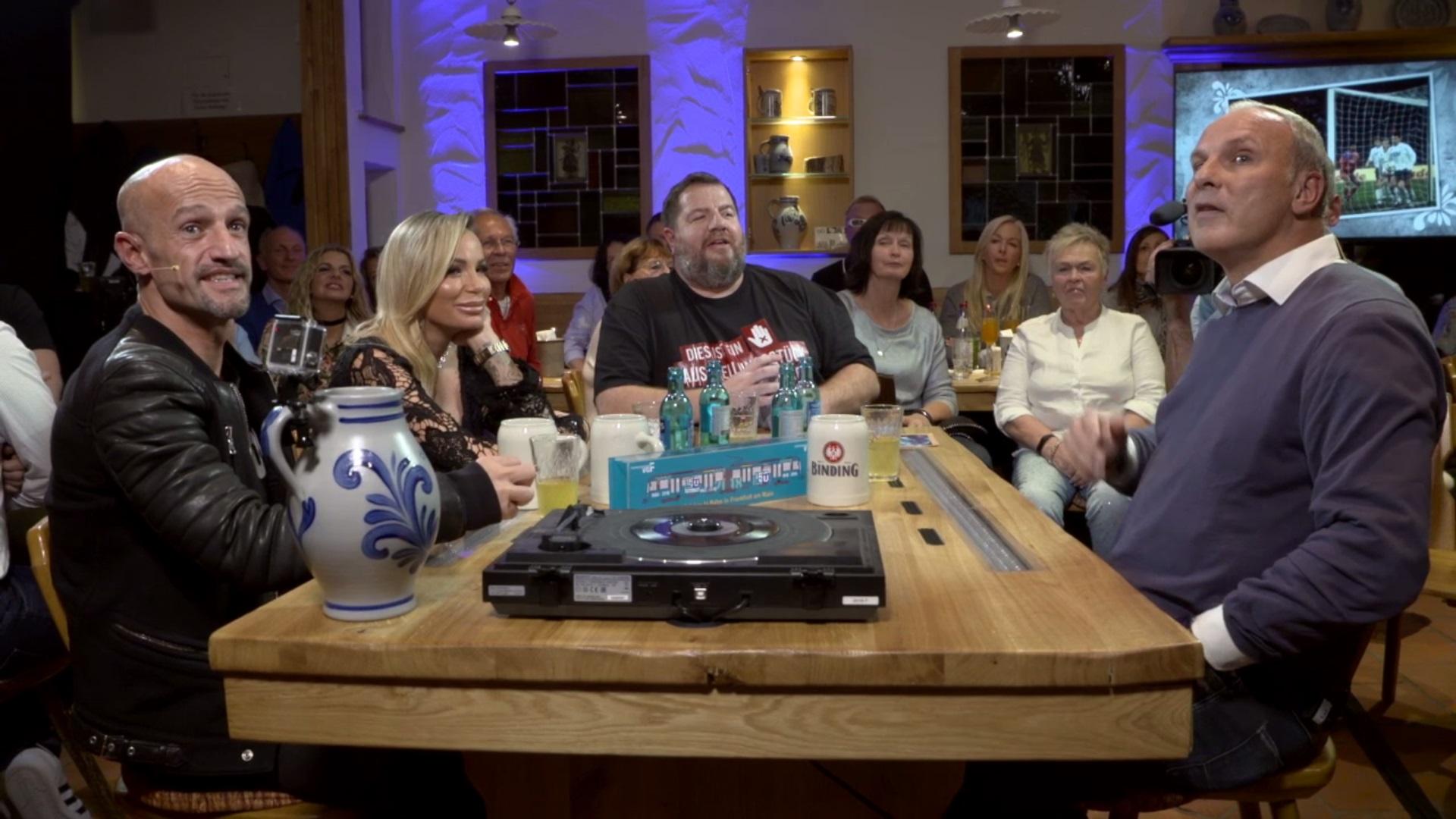 Bembel & Gebabbel – Folge 39 mit Oliver Reck, Gina Lisa Lohfink & Peyman Amin