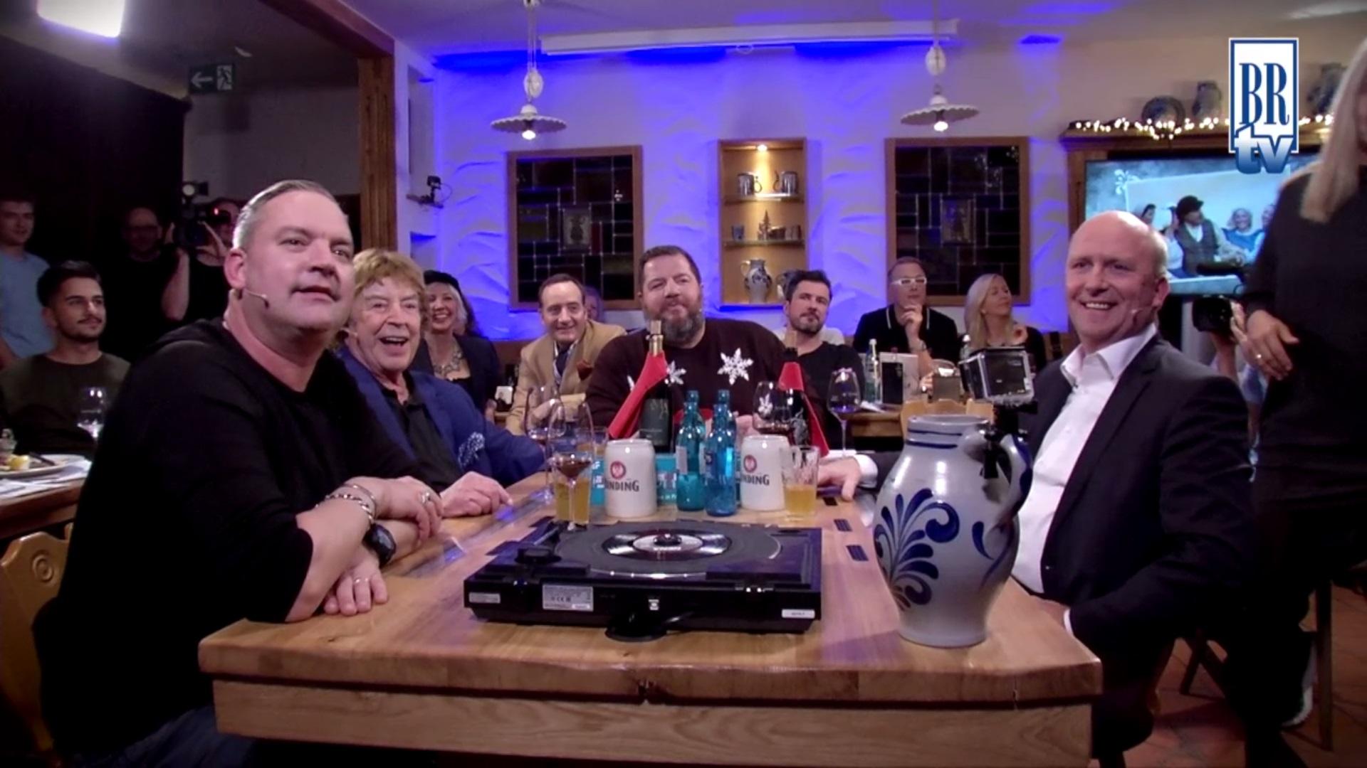 Bembel & Gebabbel – Folge 40 mit Tony Marshall, Christian Kahrmann & Uwe Beckerb