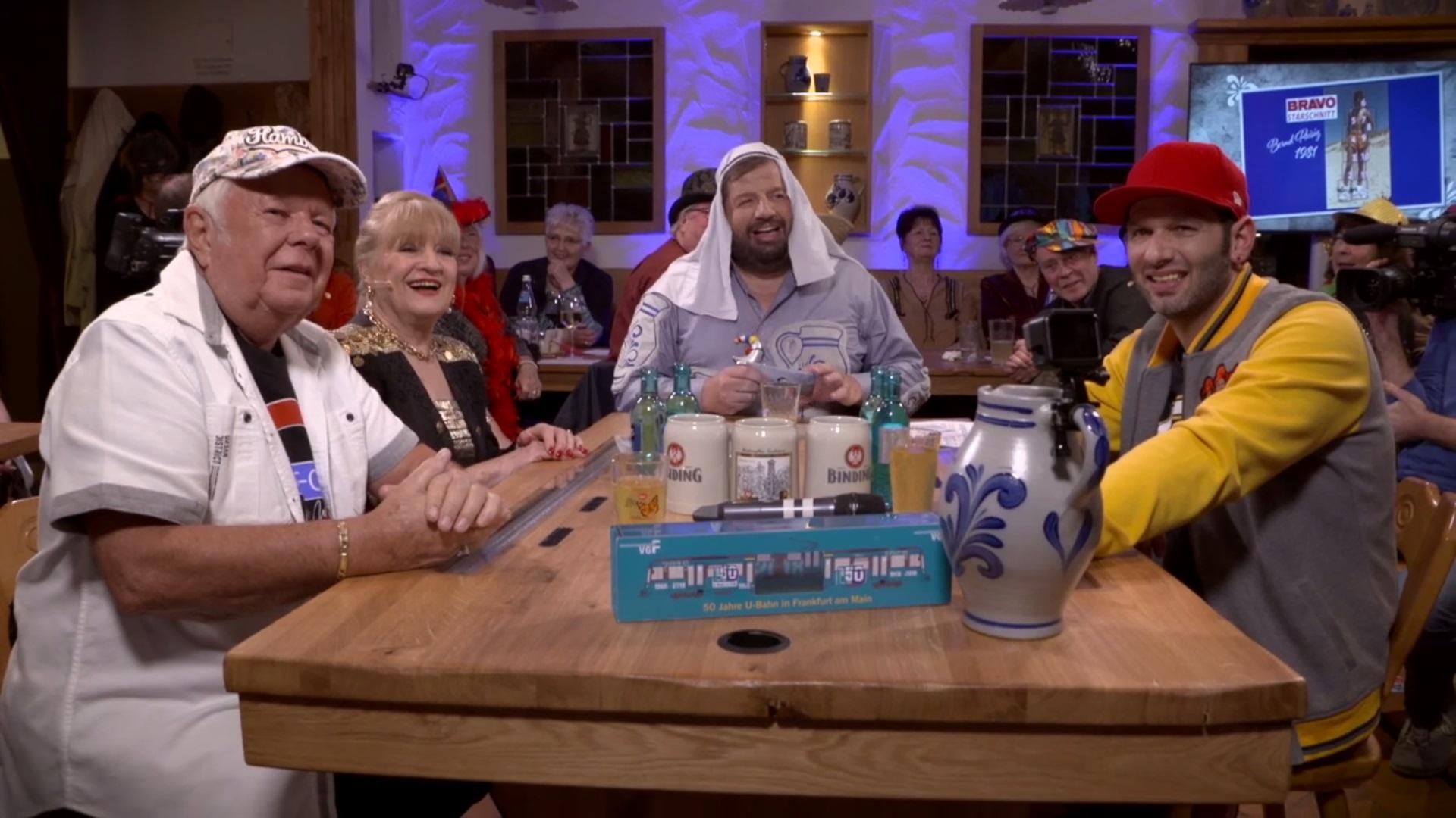 Bembel & Gebabbel – Folge 42 mit Margit Sponheimer, Graham Bonney & Heddemer Dreigstirnb