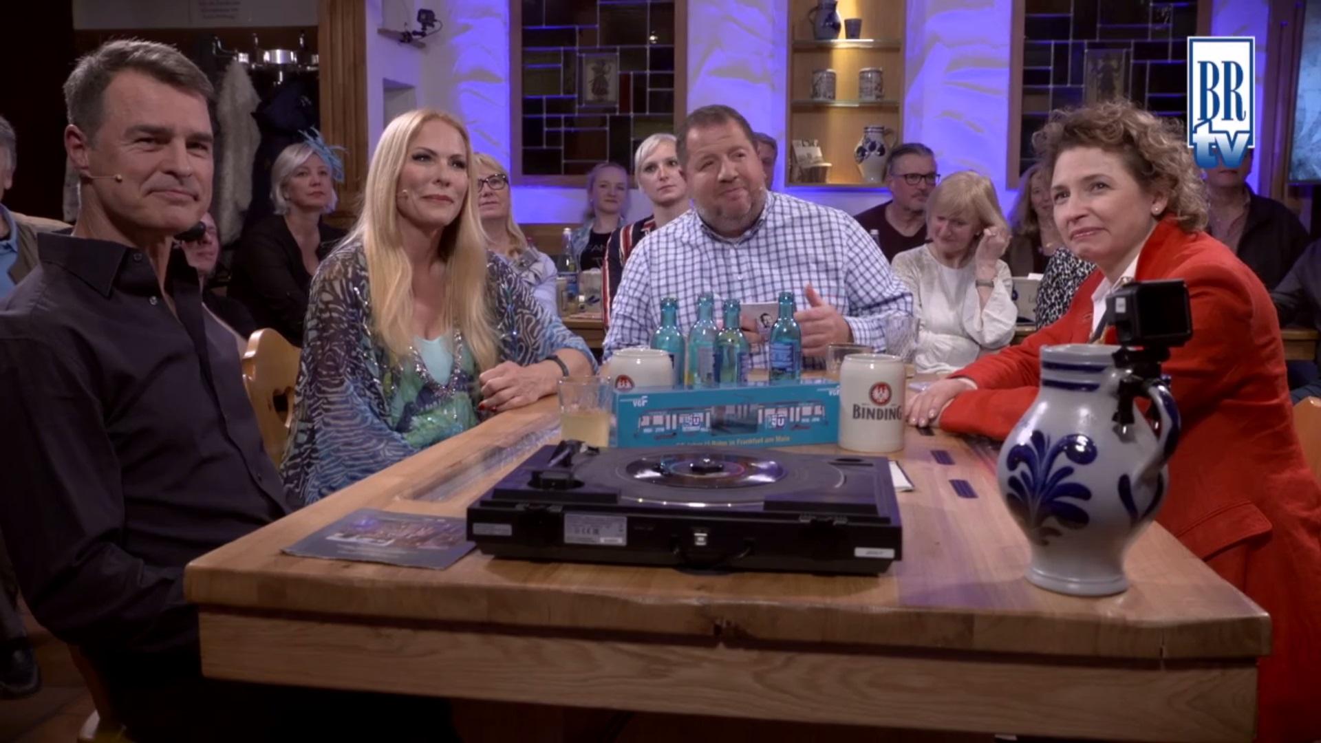 Bembel & Gebabbel – Folge 43 mit Sonya Kraus, Thomas Berthold & Nicola Beerb