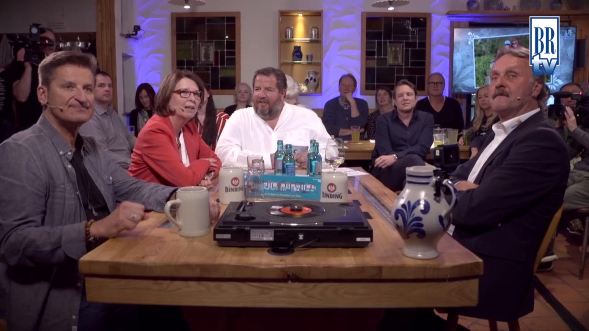 Bembel & Gebabbel – Folge 44 mit Priska Hinz, Hartmut Engler & Peter Neururerb