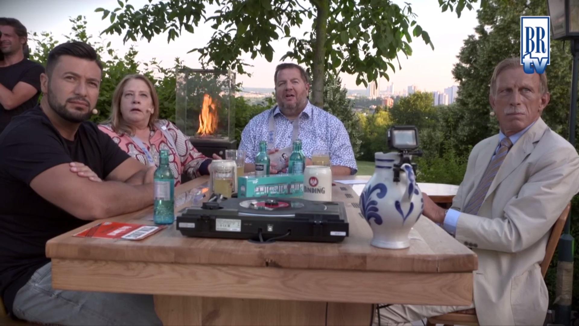Bembel & Gebabbel – Folge 45 mit Christoph Daum, Kathy Kelly & Cüneyt Akanb