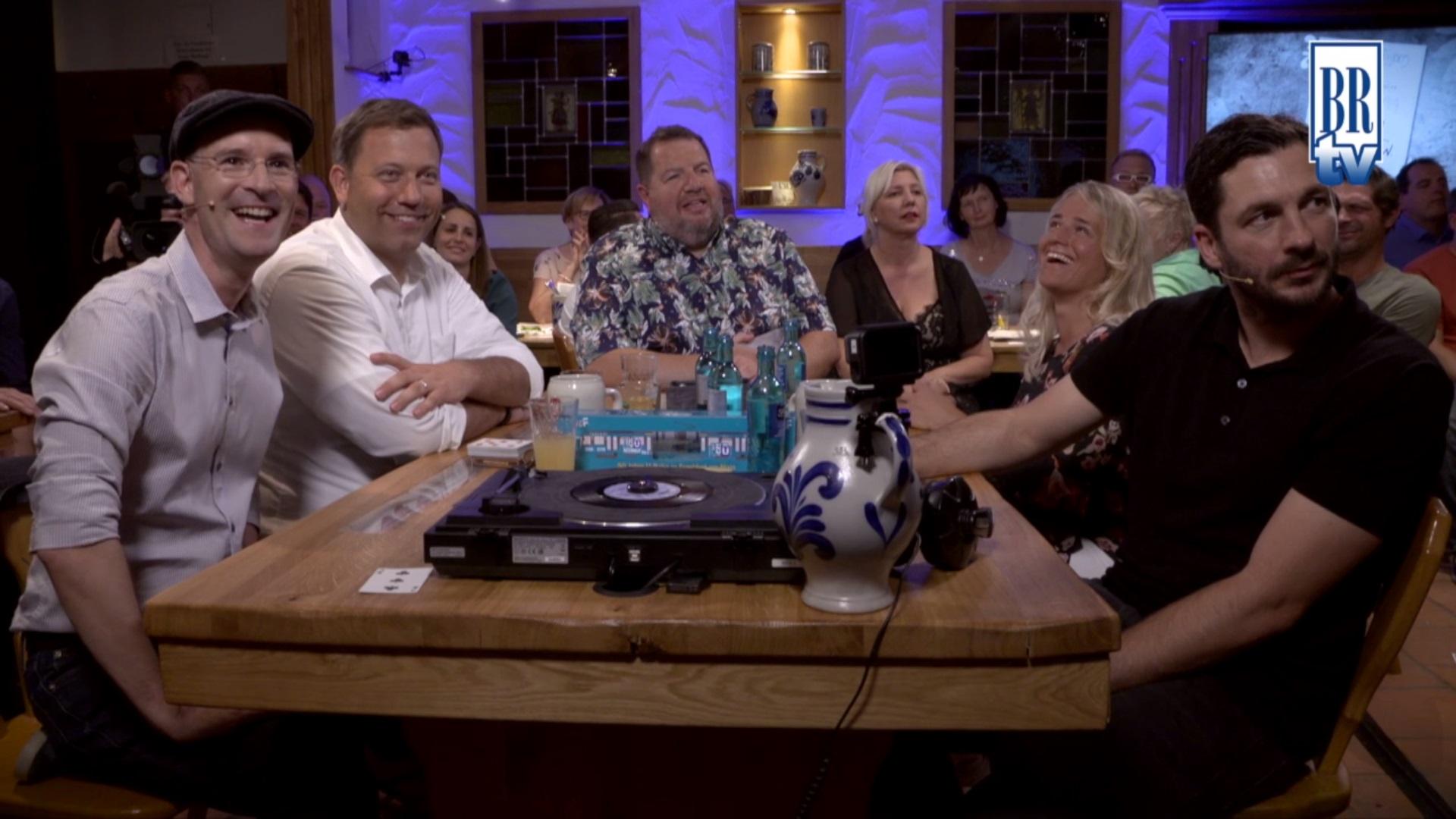 Bembel & Gebabbel – Folge 47 mit Lars Klingbeil, Verena Bentele, Sandro Schwarz & Pit Hartlingb