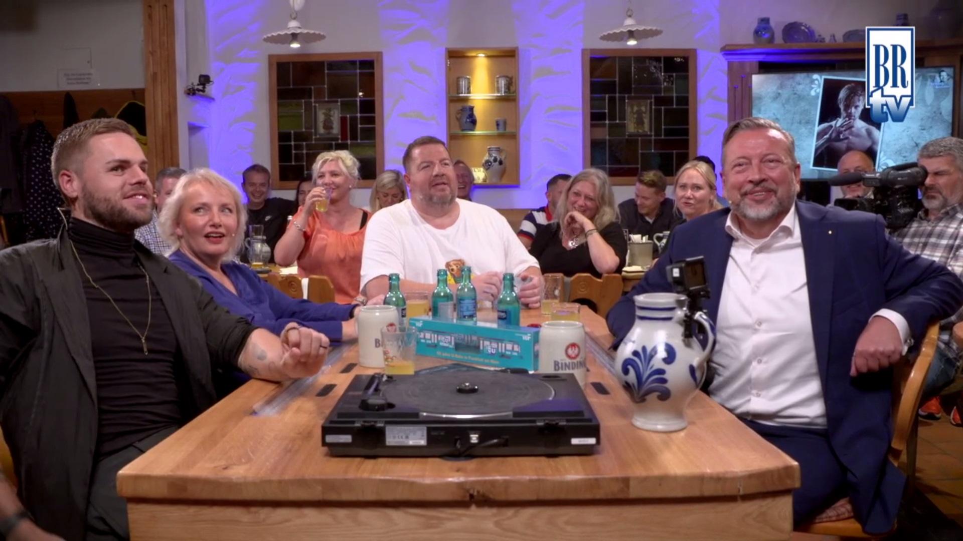 Bembel & Gebabbel – Folge 48 mit Prof. Knut Ringat, Constanze Angermann & Daniel Schuhmacherb