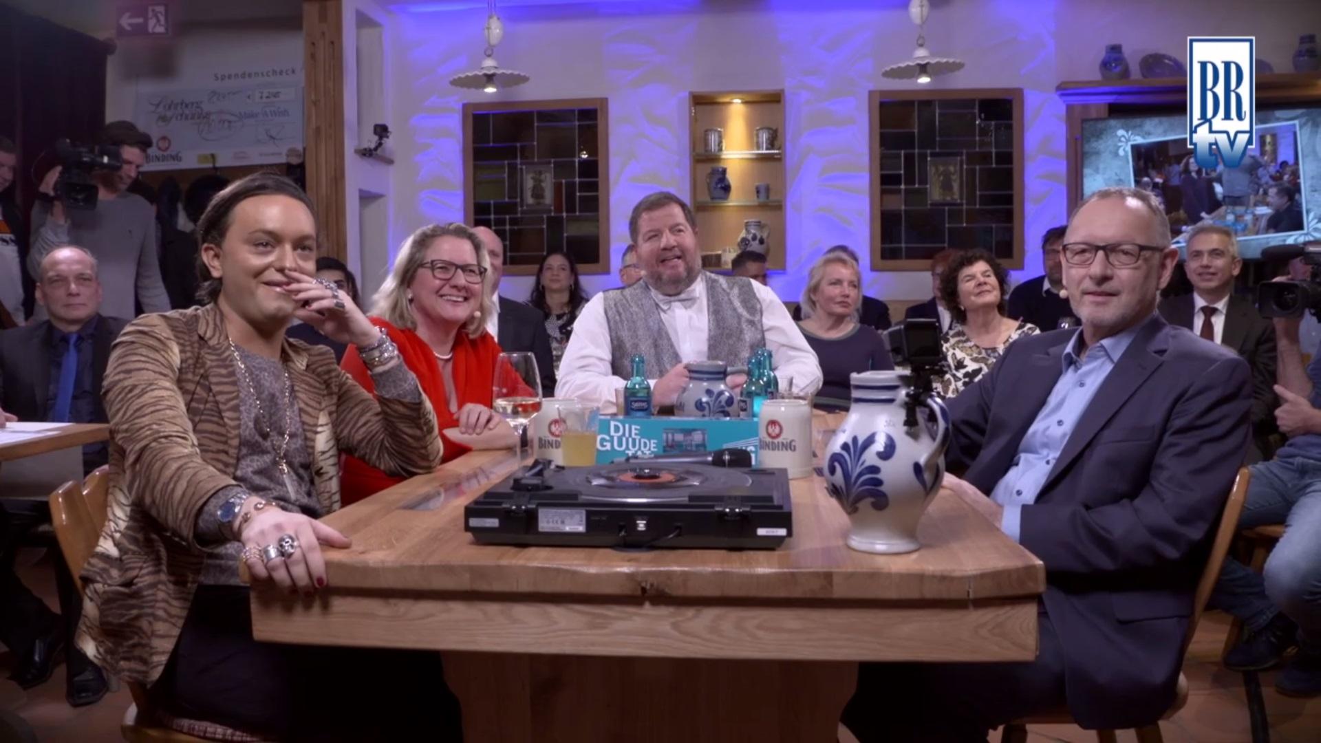 Bembel & Gebabbel – Folge 50 mit Svenja Schulze, Manfred Krupp & Julian F.M. Stoeckelb