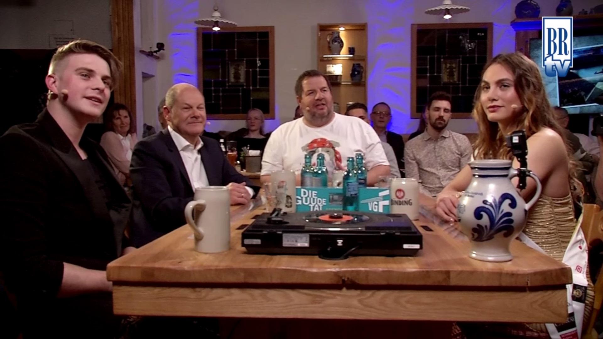 Bembel & Gebabbel – Folge 51 mit Olaf Scholz, Vincent Gross & Susanne Seelb