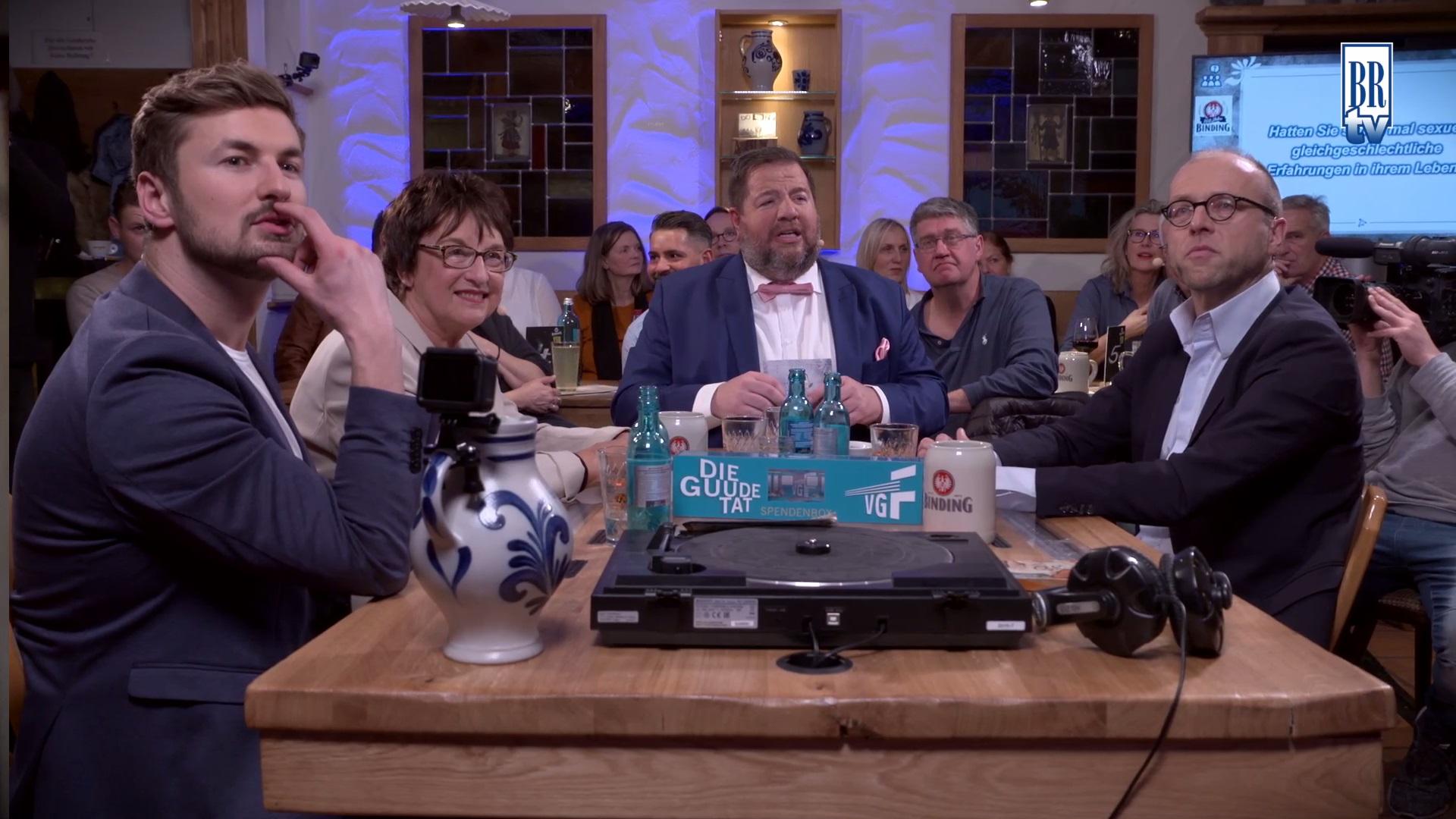 Bembel & Gebabbel – Folge 52 mit Brigitte Zypries, Patrick Wasserziehr & Nicolas Puschmannb