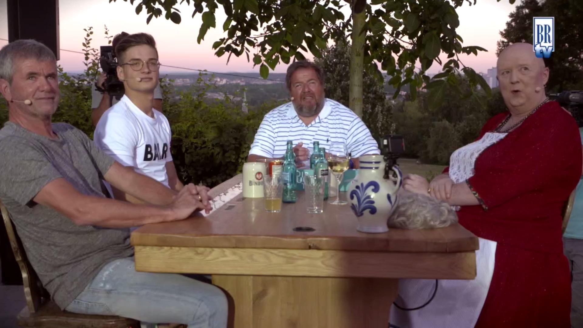 Bembel & Gebabbel – Folge 53 mit Friedhelm Funkel, Thomas Bäppler-Wolf, Luca Cinqueoncie, Silvio D´Anza & Enzo Grecob