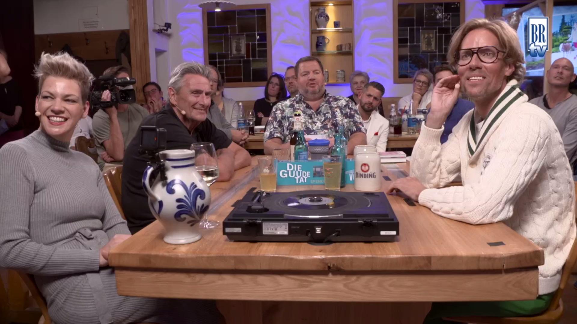 Bembel & Gebabbel – Folge 55 mit Franziska Knabenreich, Jens Hilbert & Dieter Müllerb