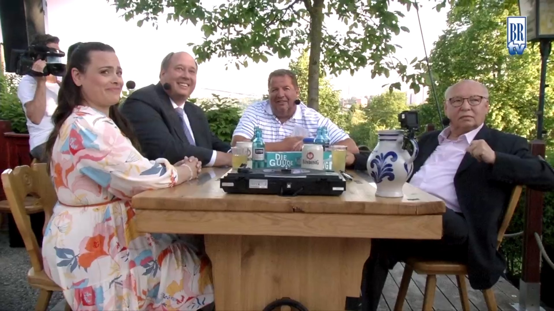 Bembel & Gebabbel – Folge 57 mit Prof. Dr. Helge Braun, Leonie Koch & Hans-Joachim Heistb