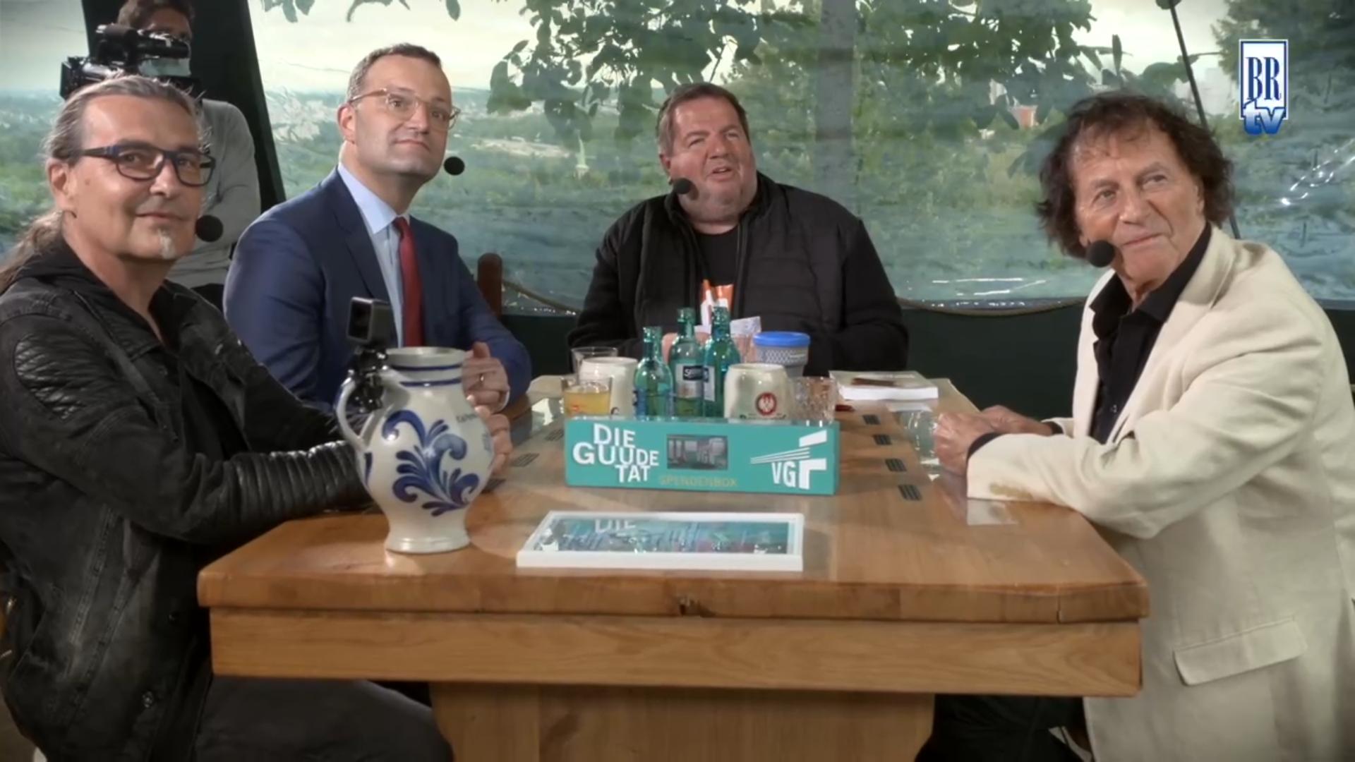 Bembel & Gebabbel – Folge 59 mit Jens Spahn, Franz Lambert & Arno Kösterb