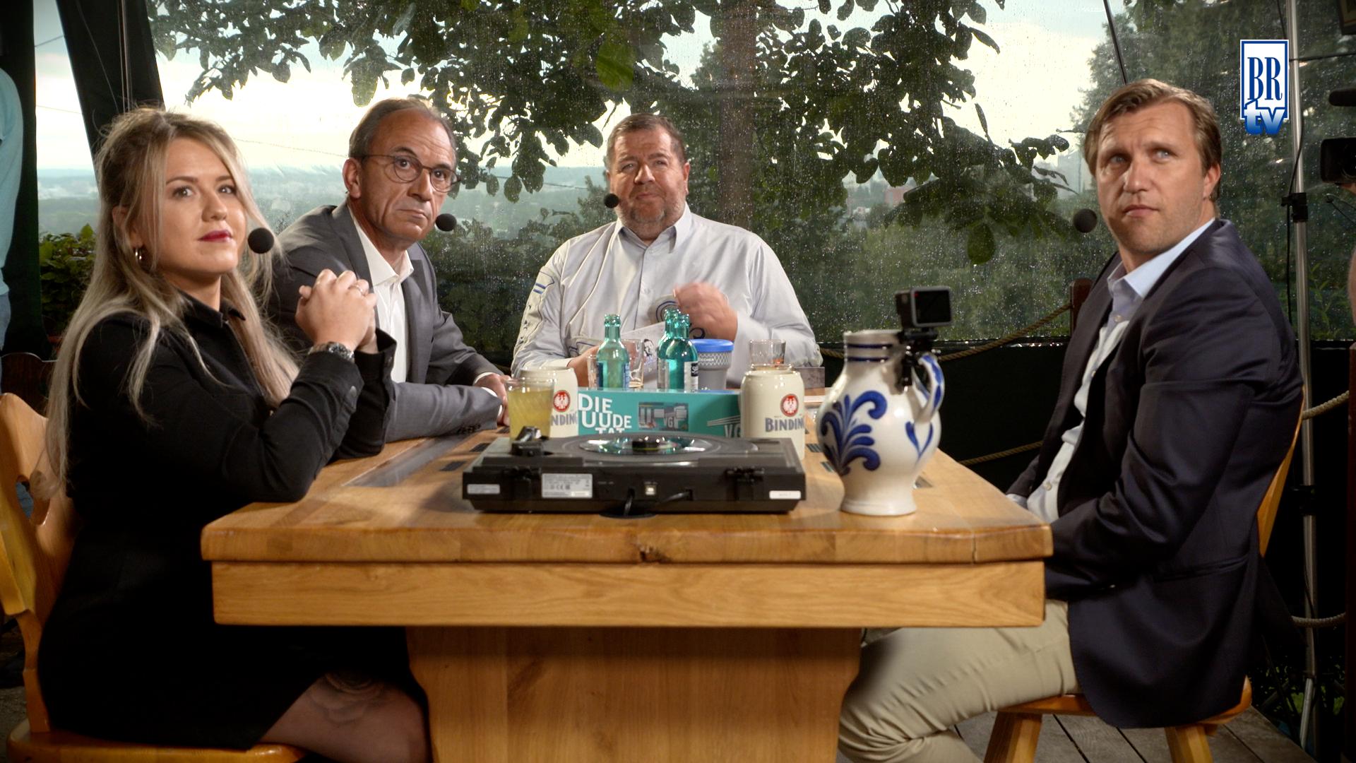 Bembel & Gebabbel – Folge 60 mit Michael Boddenberg, Lisa Bund & Markus Kröscheb
