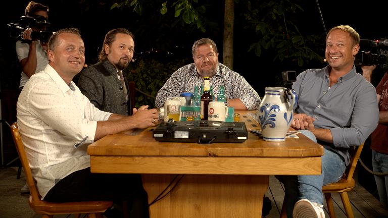 Bembel & Gebabbel – Folge 60 mit Wolfgang Pauritsch, Tobi Kämmerer & Thomas Sobotzikb